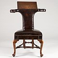 """Cockfight chair"" Reading Chair, ca. 1720–30 (CH 18431709-6).jpg"