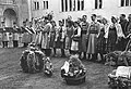 """""""Dożynki na Wawelu. Z wizytą u Hansa Franka delegacja polska. 24.10.1943 r."""".jpg"""