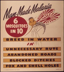 """Man-made malaria"" - NARA - 514974.tif"