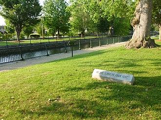 Lucy Larcom - Lucy Larcom Park
