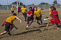'Eagles' stun 'Talons' in Turkey Bowl championship 141105-A-HQ885-001.jpg