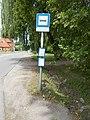 'Kiskunhalas, Szabadkai út' bus stop, 2019 Kiskunhalas.jpg