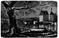 Åkerö Castle from Familj-Journalen1864.png