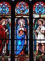 Église Saint-Symphorien de Marnay - vitrail.jpg