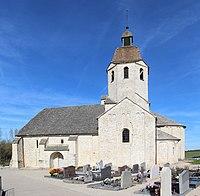 Église Ste Marie St Hymetière 9.jpg