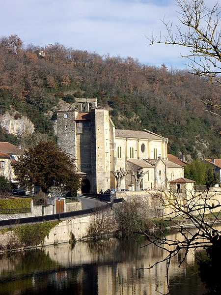 St Matory Church, Haute-Garonne, France