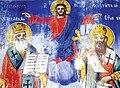 Živovo Saint Petka Church Bulgarian Enlighteners Cyril and Methodius.jpg