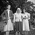 Žumberčanke iz Sošic na Javorovici 1952.jpg