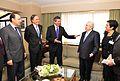 Δηλώσεις ΥΠΕΞ Σ. Λαμπρινίδη και Προέδρου της Κυπριακής Δημοκρατίας Δ. Χριστόφια (Ν. Υόρκη, 21.09.11) (6171810344).jpg