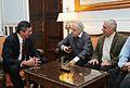 Συνάντηση ΥΠΕΞ Σ. Λαμπρινίδη με εκπροσώπους του κόμματος των Οικολόγων Πράσινων (01.11.2011).jpg
