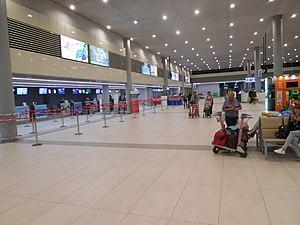 Anapa Airport - Image: Аэропорт Витязево