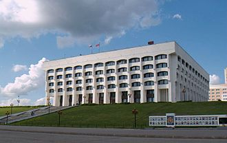 Vladimir Oblast - Legislative Assembly of Vladimir Oblast, 2009