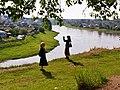 Верхотурье. Вид на реку Тура от Кремля - panoramio.jpg