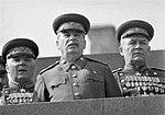 Ворошилов, Сталин, Вершинин.jpg