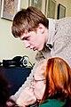 Вікі-флешмоб у Чернігові в честь 12-річчя Української Вікіпедії. 002.jpg