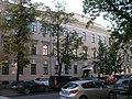 Елизаветинский институт, главное здание; Санкт-Петербург.jpg
