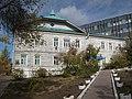 Здание, где в годы В. О. В. размещался эвакогоспиталь № 1845, улица Коммунистическая, 50, Улан-Удэ, Бурятия.jpg