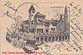 Зеница - 1900 - Босански павиљон на свјетској изложби 1900. у Паризу, разгледница 1.jpg