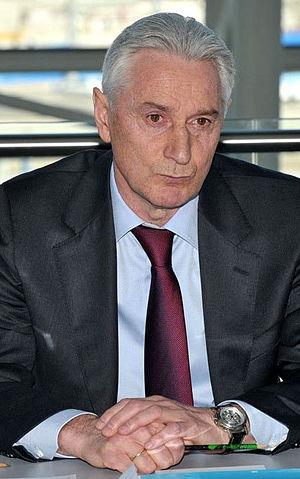 Zinetula Bilyaletdinov - Bilyaletdinov in 2013