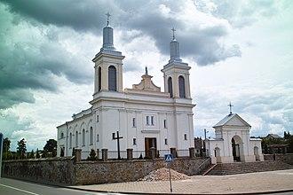 Vawkavysk - St. Wenceslaus Catholic Church