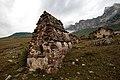 Лезгор, Осетия, Донифарско-Лезгорский некрополь, склепы, Lezgor, Ossetia.jpg