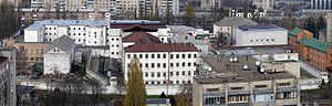 Lukyanivska Prison - view from South