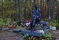 Могила Зощенко М.М. на Сестрорецком кладбище.jpg