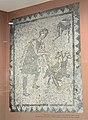 Народни музеј Лесковац - стална поставка, Времеплов лесковачког краја, мозаик из Доњег града, детаљ 3.jpg