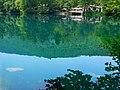 Нижнее голубое озеро. Глубина - 368 м. Кабардино-Балкария.jpg