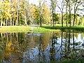 Пруд у сигулдского замка - panoramio.jpg