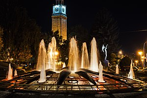 Clock Tower (Bitola)