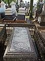 Санкт-Петербург, Лазаревское кладбище, могила Д.И. Фонвизина.JPG