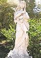 Скульптура,що знаходиться на тім боці від Шахського палацу.jpg