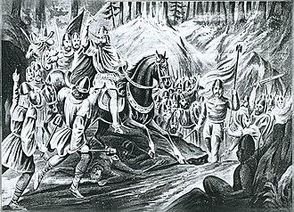 Stefan Vojislav - Victory over Byzantines.