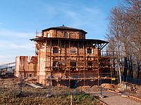 Таракановское шоссе, Тараканово, Церковь архангела Михаила, связанная с именем поэта А.А.Блока.jpg