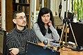 Тернопіль - Вікізустріч із Мар'яном Довгаником у ТОУНБ - 17022004.jpg