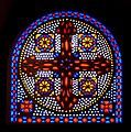 أحد نوافذ الكنيسة المعلقة - A Windows Hanging Church.jpg