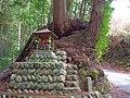 お地蔵さん 五條市西吉野町赤松にて 2013.3.22 - panoramio.jpg