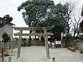 三宅町屏風 白山神社 2012.2.05 - panoramio.jpg