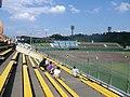 敦賀市総合運動公園野球場 1塁側スタンドより - panoramio.jpg