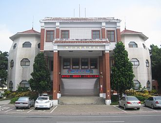 Houbi District - Houbi District office