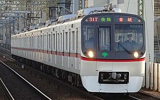 Limited express - Image: 都営地下鉄5300形第24編成