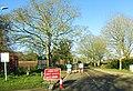 -2021-02-27 Road works on Mundesley Road, Overstrand.JPG