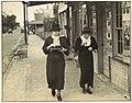 -Street Scene, Natchez, Mississippi- Two Women Walking along Sidewalk before Storefront- MET DP106376.jpg