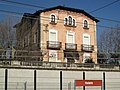 001 Mas Ciurana, des de l'estació d'Hostalric.jpg