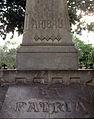 009 Monument a Aribau, parc de la Ciutadella.JPG