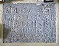 038 Santuari de la Mare de Déu dels Munts (Sant Agustí de Lluçanès), data de construcció, 1698.jpg