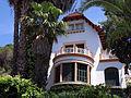 047 Casa Flores, o Torre Matas, c. Clòsens 92 (Sant Andreu de Llavaneres).JPG
