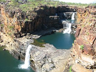 Mitchell River National Park (Western Australia) Protected area in Western Australia