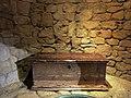 081 Museu d'Història de Catalunya, interior de la torre d'un castell medieval.JPG